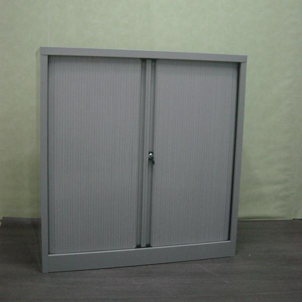 Roller Shutter Door Cabinet W100d45h100 Fleda Trading